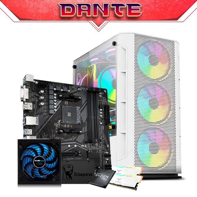 PC Gamer Dante AMD