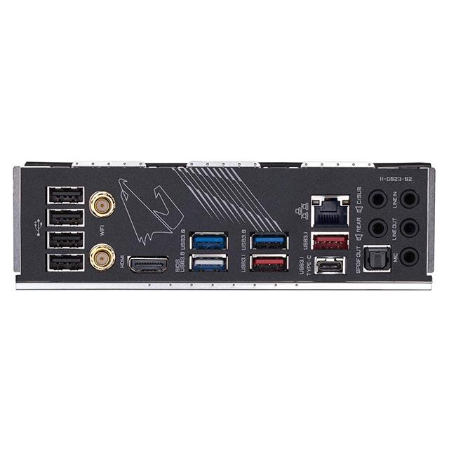 Tarjeta Madre Gigabyte X570 Aorus PRO WIFI, ATX, AM4, DDR4 4400Mhz OC, Dual M.2, SLI, Crossfire