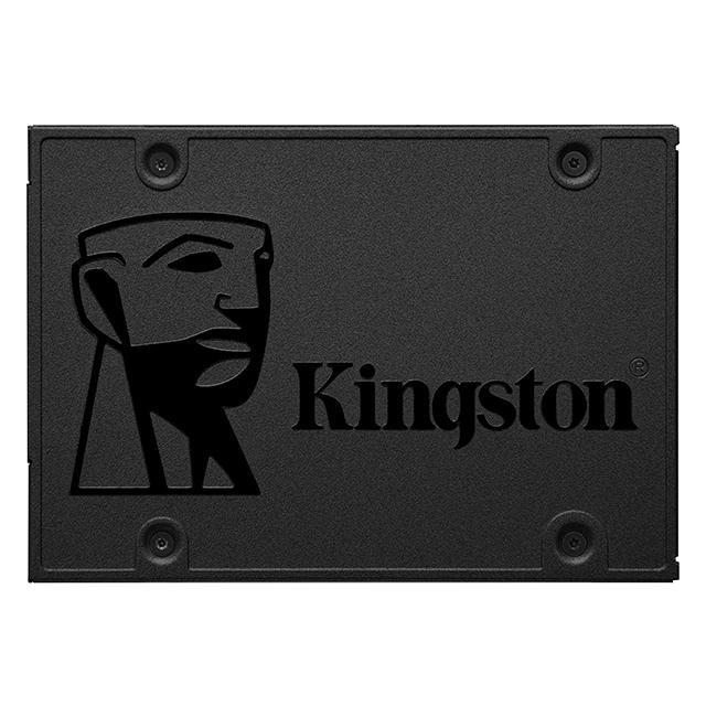 Unidad de Estado Solido SSD Kingston 480GB, SA400S37/480G, 500/450, SATA