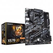 Tarjeta Madre Gigabyte X570 UD, ATX, AM4, DDR4 4266Mhz OC, M.2, PCIe 4.0, Crossfire