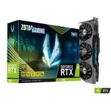 Tarjeta de video Nvidia Zotac Gaming Geforce RTX 3080 Trinity OC, 10GB GDDR6X, - ZT-A30800D-10P - (Venta exclusiva por transferencia electrónica o depósito bancario).