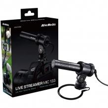 Micrófono AverMedia Live Streamer MIC 133 - AM133