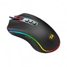 Mouse Gamer Redragon Cobra M711-FPS, RGB, Alámbrico, 24,000 DPI, 8 Botones Progamables, Pixart P3360 óptico