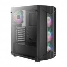 Mouse Gamer Redragon Storm Elite M988-RGB, Alámbrico, 16,000 DPI, 8 Botones Progamables, Pixart 3389 óptico