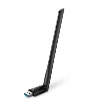 Tarjeta de Red USB Inalámbrica Tp-Link AC1300 Archer T3U Plus, Dual band, 2.4Ghz / 5.0Ghz