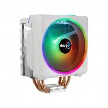 Disipador para CPU Aerocool Cylon 4F White ARGB - 4710562758979