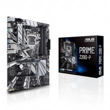 Tarjeta Madre Asus Prime Z390-P, ATX, LGA 1151, DDR4 4266Mhz OC, Dual M.2, Crossfire
