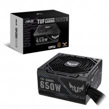 Fuente de Poder Asus TUF Gaming 650B, 650W 80 Plus Bronze - TUF-GAMING-650B