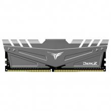 Memoria RAM Teamgroup T-Force Dark Zα 8GB 3200Mhz Gris - TDZGD48G3200HC16C01