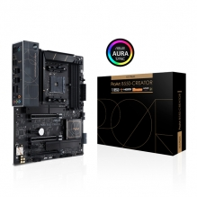 Tarjeta Madre Asus ProArt B550-CREATOR, ATX, AM4, DDR4 4866Mhz OC, Dual M.2, Thunderbolt 4, Aura Sync