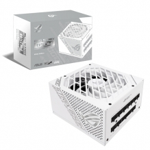 Fuente de Poder Asus ROG Strix 850G Blanca, 850W 80 Plus Gold - ROG-STRIX-850G-WHITE