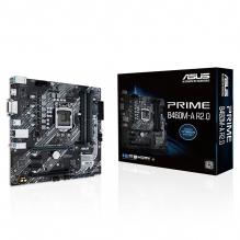 Tarjeta Madre Asus Prime B460M-A R2.0, 10-11 Gen Intel, DDR4 2933Mhz, Micro-ATX, M.2