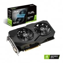 Tarjeta de video Nvidia Asus Dual GeForce GTX 1660 Super 6GB GDDR6 EVO - DUAL-GTX1660S-6G-EVO - (Venta exclusiva por transferencia electrónica o depósito bancario).