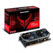 Tarjeta de video AMD PowerColor Red Devil Radeon RX 6600 XT 8GB GDDR6 - AXRX 6600XT 8GBD6-3DHE/OC - (De venta exclusiva por transferencia electrónica o depósito bancario)