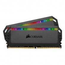 Memoria RAM Corsair Dominator Platinum RGB Negra 16GB 2X8GB 4000Mhz - CMT16GX4M2Z4000C18