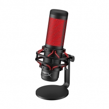 Micrófono HyperX Quadcast - HX-MICQC-BK