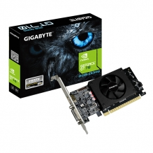 Tarjeta de Video Nvidia Gigabyte GeForce GT 710 2GB GDDR5 - GV-N710D5-2GL