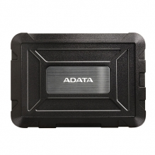 Enclosure Gabinete Externo Adata ED600 Para SSD & HDD, Ultra Durable