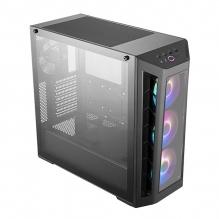 Gabinete Cooler Master MasterBox MB530P, Cristal Templado, RGB