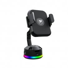 Base para Celular con Carga Inalámbrica Cougar Bunker M RGB / HUB USB