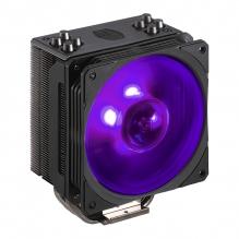 Disipador para CPU Cooler Master Hyper 212 RGB Black Edition,  RR-212S-20PC-R1
