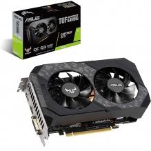 Tarjeta de Video Nvidia Asus TUF GTX 1660 Super OC Edition 6GB GDDR6, TUF-GTX1660S-O6G-GAMING