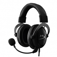 Diadema HyperX Cloud ll Gun Metal, Alámbrico, USB, 3.5mm, PC, PS4, Xbox One, Nintendo Switch, Mobile Devices, 7.1 surround, KHX-HSCP-GM