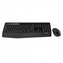 Combo de Teclado y Mouse Logitech MK345, Inalambrico - 920-007820