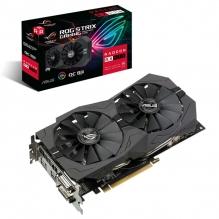 Tarjeta de Video AMD Asus ROG Strix Radeon RX 570 8GB GDDR5 - ROG-STRIX-RX570-O8G-GAMING - (Venta exclusiva en ensamble, no para su venta individual)