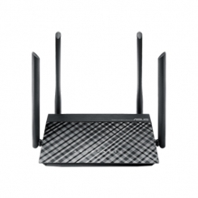 Router Asus RT-AC1200, Doble Banda, 2.4Ghz, 5Ghz