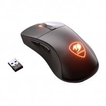 Mouse Cougar Surpassion RX, Inlámbrico, 7200 DPI, RGB