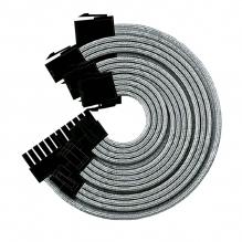 Kit de Extensiones Yeyian Kabel 1000 P/PSU Blancos (KS1000B)