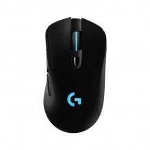 Mouse Logitech G703 Lightspeed Hero, Inalámbrico, Lightsync RGB 16,000 DPI