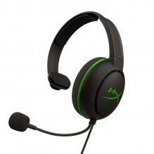 Diadema HyperX CloudX Chat, Alámbrico, 3.5mm, Xbox One X, Stereo, HX-HSCCHX-BK/WW