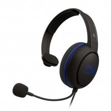 Diadema HyperX CloudX Chat, Alámbrico, 3.5mm, PS4, Stereo, HX-HSCCHS-BK/AM