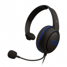 Diadema HyperX CloudX Chat, Alámbrico, 3.5mm, PS4, Stereo, HX-HSCCHS-BK/AM