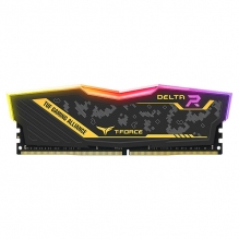 Memoria RAM Teamgroup T-Force Delta TUF Yellow 8GB 3200MHZ - TF9D48G3200HC16C01