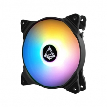Ventilador Munfrost Solar Wind Rainbowforce FN-12 RGB, 120mm, ARGB