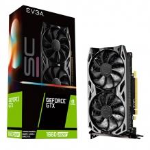 Tarjeta de Video Nvidia EVGA GTX 1660 Super SC Ultra Gaming, 6GB GDDR6, 06G-P4-1068-KR