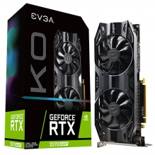 Tarjeta de Video Nvidia EVGA RTX 2070 Super KO Gaming, 8GB GDDR6, 008G-P4-2072-KR