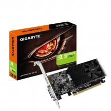 Tarjeta de Video Nvidia Gigabyte Geforce GT 1030 Low Profile D4 2G, 2GB DDR4 - GV-N1030D4-2GL