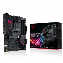 Tarjeta Madre Asus ROG Strix B550-F Gaming, ATX, AM4, DDR4 4600Mhz OC, M.2, Aura Sync