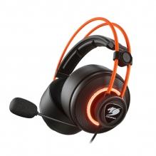 Diadema Cougar Immersa Pro Prix, RGB, Alámbrico, USB, PC, PS4, 7.1 Surround, 3D Sound