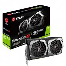 Tarjeta de Video Nvidia MSI GeForce GTX 1650 Super Gaming X Dual Fan 4GB GDDR6
