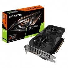 Tarjeta de Video Nvidia Gigabyte Geforce GTX 1650 D6 Windforce OC 4G, 4GB GDDR6 - GV-N1656WF2OC-4GD - (Venta exclusiva en ensamble, no para su venta individual)