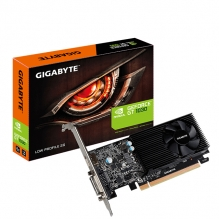 Tarjeta de Video Nvidia Gigabyte GeForce GT 1030 Low Profile 2GB GDDR5 - GV-1030D5-2GL