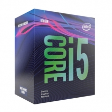 Procesador Intel Core i5 9400F, 6 Cores, 6 Threads, 2.9Ghz Base, 4.1Ghz Turbo, 9MB, Socket 1151 - BX80684I59400F