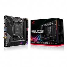 Tarjeta Madre Asus ROG Strix X570-I Gaming, Mini-ITX, AM4, DDR4 4800Mhz OC, M.2, PCIe 4.0