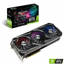 Tarjeta de video Nvidia Asus ROG Strix Geforce RTX 3080 10GB GDDR6X, Aura Sync - ROG-STRIX-RTX3080-10G-GAMING - (Venta exclusiva por transferencia electrónica o depósito bancario)