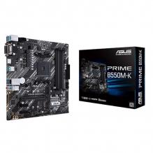 Tarjeta Madre Asus Prime B550M-K, Micro ATX, AM4, DDR4 4600Mhz, M.2